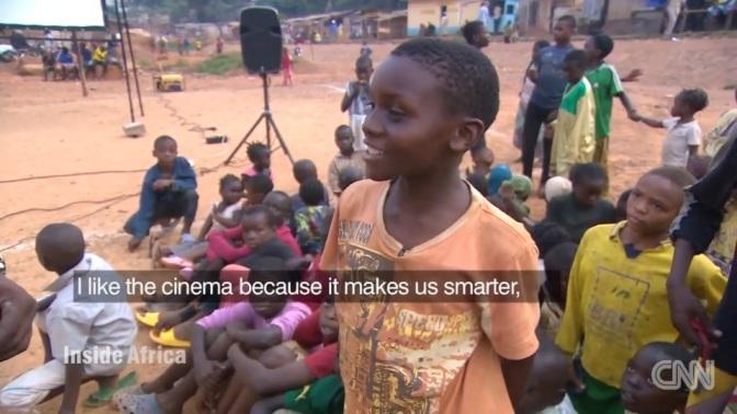 VIDÉO : Focus de CNN sur le Cinéma Camerounais