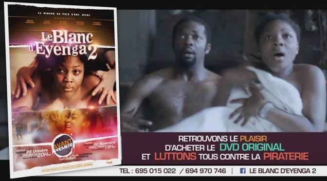 """DVD : """"Le Blanc d'Eyenga 2"""" disponible dans 3 pays"""