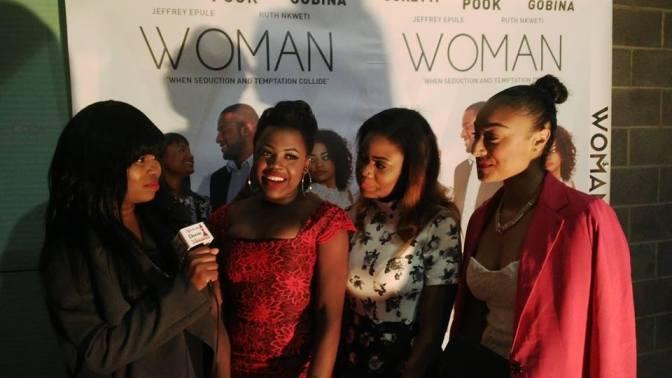 """Première : """"WOMAN"""" de Florence Nkeng"""