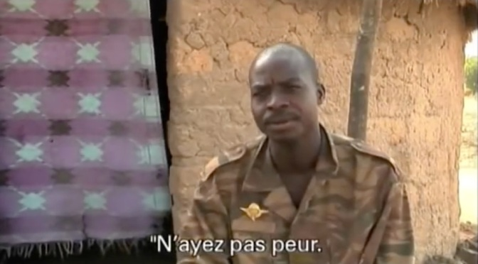 """B.A. : """"Une affaire de nègres"""", Commandement Opérationnel"""