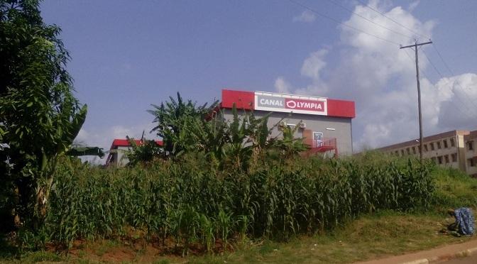NEWS : Canalolympia, la salle tant attendue prend forme – Yaoundé