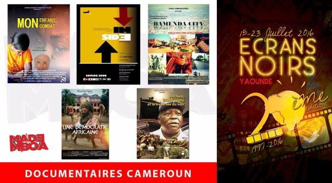 Festival Ecrans Noirs : Bande annonce des documentaires en compétition