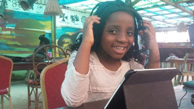 PEOPLE : Emet Mfegue, la graine d'actrice à suivre de très près