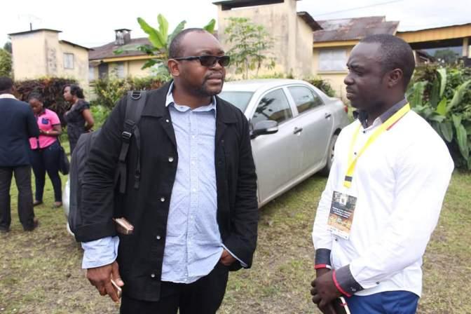 NEWS : Exit l'atelier de relance du Cinéma Camerounais à Buea