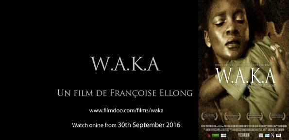 """HOT NEWS : """"W.A.K.A"""" de Françoise Ellong disponible en ligne dans le monde entier"""