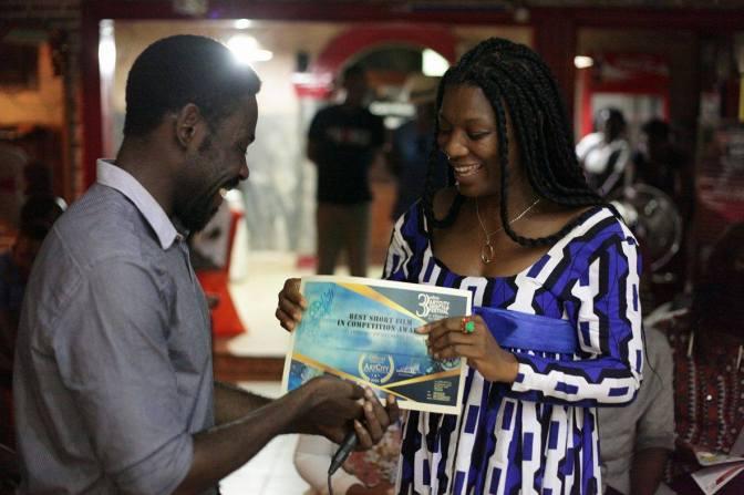 PALMARES : Les gagnants du ArtCity Short Film Festival sont connus !