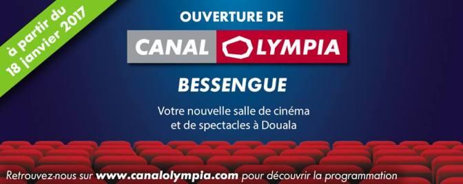 HOT NEWS : Une vraie salle de Cinéma ouvre ses portes demain à Bessengué