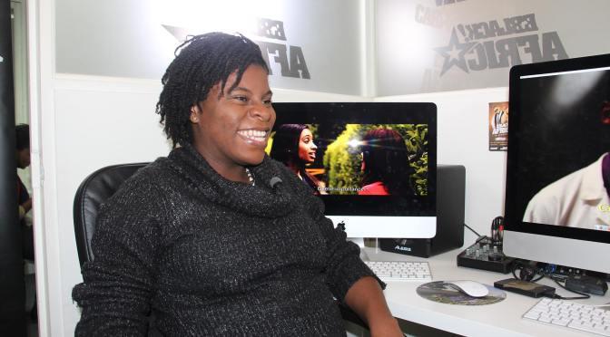 """ITW : Françoise Ellong parle de """"Ashia"""" dans l'émission Clap, le Mag – BeBlack TV"""