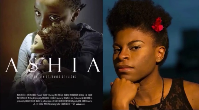 "FOCUS : Exit la projection de ""ASHIA"" au Fespaco 2017 – réal. Michel Kuaté"