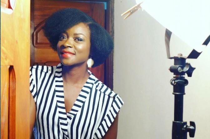 PEOPLE : Lucie Memba Bos, une image à la hauteur de son talent