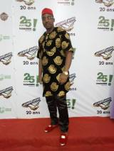 Blaise Ntedju est audacieux