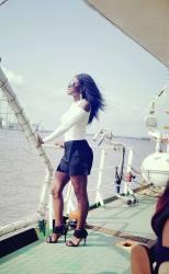 Lucie Mamba Bos nous emmène en vacance