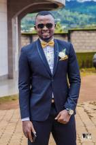 Nchifor Valéry sait concilier classe et touche d'originalité