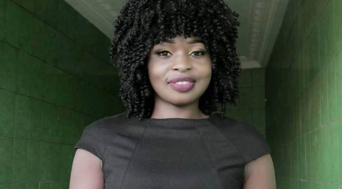 PEOPLE : AZAH MELVINE, écran sur la Meilleure Actrice Camerounaise