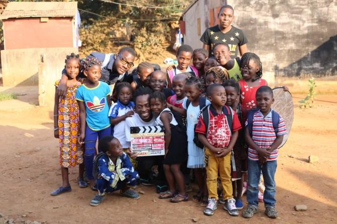 Interview : Rostand WANDJA, parle de «Mes vacances», son dernier film dans le cadre de Ydé Vac'Art