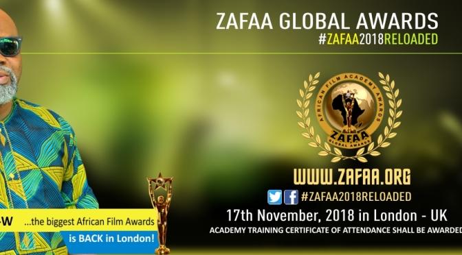 FESTIVAL : Les nommés camerounais au ZAFAA 2018