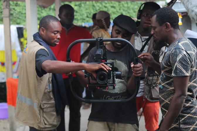 INTERVIEW : THIERRY KAMDEM dénonce les violences familiales dans «Elles», son dernier film