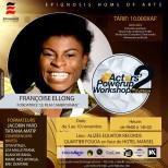 Francoise-ellong-actors-power-up-workshop-lefilmcamerounais