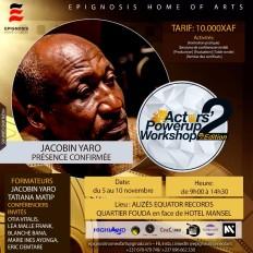 Jacobin-yaro-actors-power-up-workshop-lefilmcmerounais