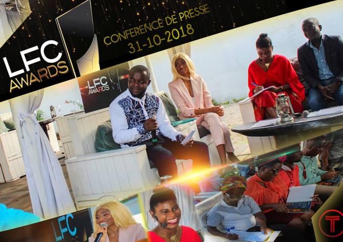 TAPIS ROUGE : LFC AWARDS, la conférence de presse en images