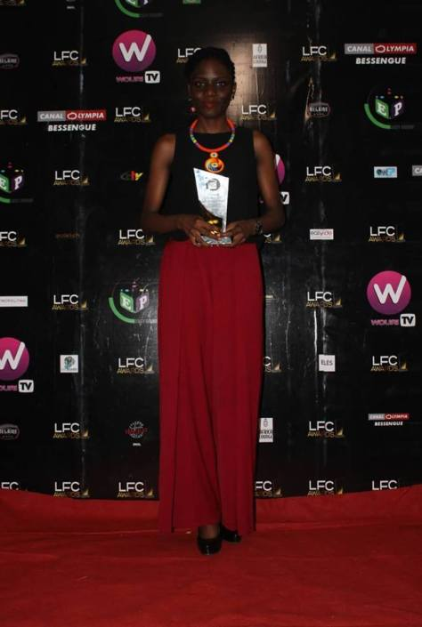 Christa-Eka-Assam-trophee-lfc-awards-1-lefilmcamerounais