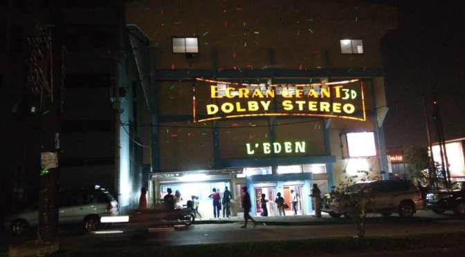 HOT NEWS : Cinéma l'EDEN, promesse tenue ?