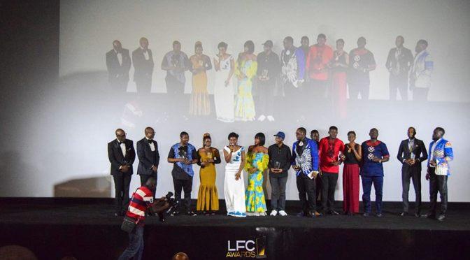 LFC AWARDS : Les lauréats de la 1 ère édition