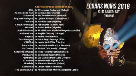 courts-metrages-internationaux-ecrans-noirs-2019-lefilmcamerounais