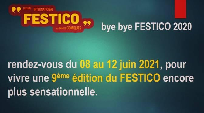 FESTICO 2020 : CLAP DE FIN RÉUSSIE…